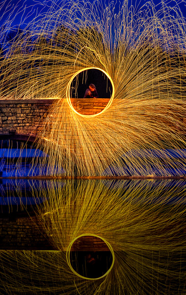 Sparks - Gerry Legere