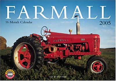 Farmall Tractor Calendar 2005