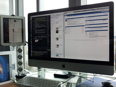 Workspace and Viewable Deskspace
