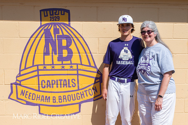 Broughton varsity baseball vs Sanderson. April 24, 2019. 750_0129
