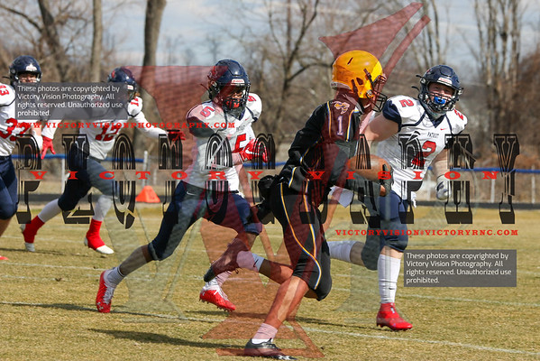 Patriot @ Osbourn Park Varsity Football 3-6-21