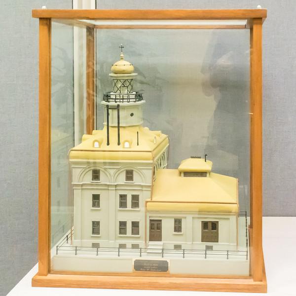 Toledo Lighthouse - 1809