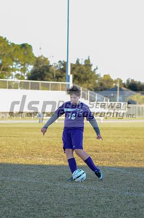 Boys JV Soccer  12.11.18