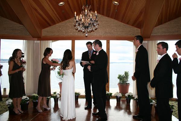 Lindsay and Michael's Wedding 8/20/07