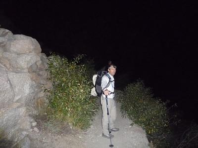 Mt. Whitney   Sept. 16  2008