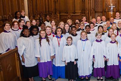 Royal School of Church Music - Carolina Training Course 7/3/16