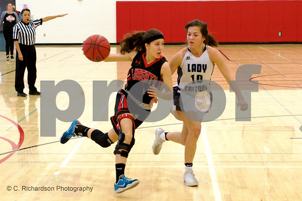 Lady Titans Winter Hoops Classic 12-28-17