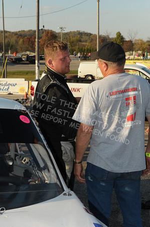 ASA Midwest Truck Tour Victory Lane plus Rookie & Champion