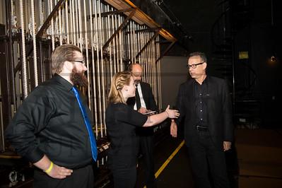 17389-5 Tom Hanks Talk Back with Stuart McDowell in Festival Playhouse 4-19-16