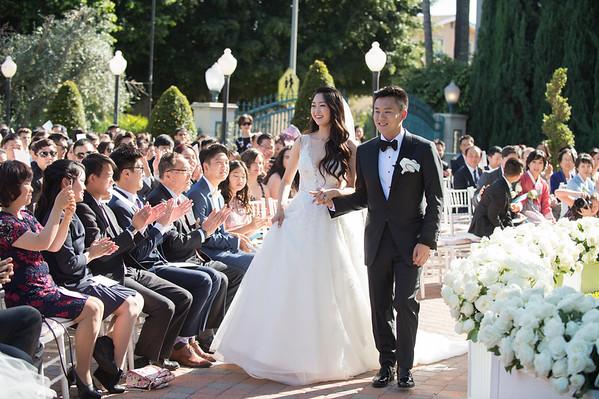 Andrea & Charles: Ceremony