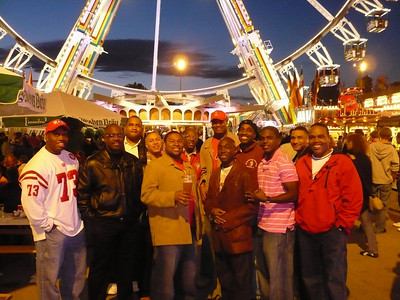 Nupes at Oktober Feast