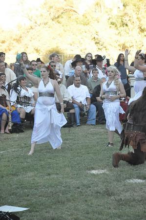 Gladius Evening Show: Goblet Dance 9 October 2010