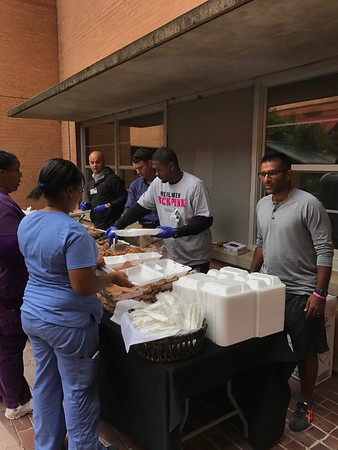 Real Men Wear Pink Cookout (Oct. 2016)