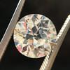 3.46ct Old European Cut Diamond GIA M, VS1 37