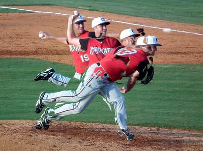 2010 7.04 Chattanooga Lookouts vs Carolina Mudcats