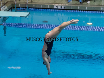 Women's Swimming and Diving vs Columbia, 11-9-18