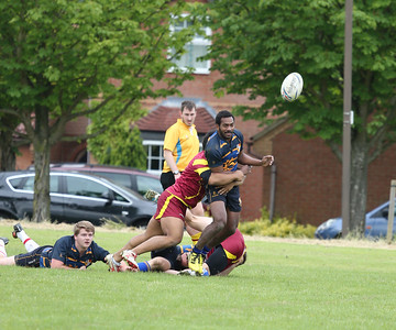 Old Stoics v Richmond Oilers