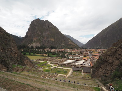 2017-05-06 Ollantaytambo & Train to Machu Picchu