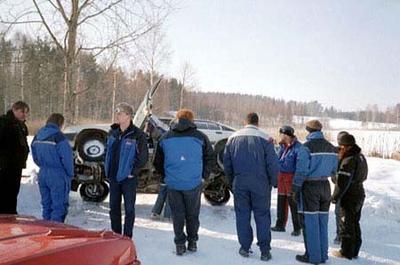 Flere bilder fra vintertreffet