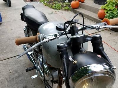 1954 Moto Morini
