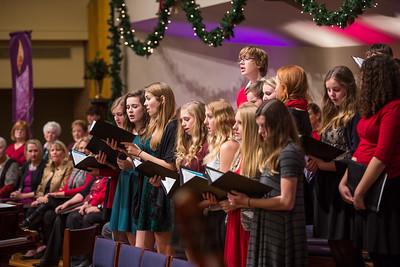 Christmas Choir Concert (12-13-15)