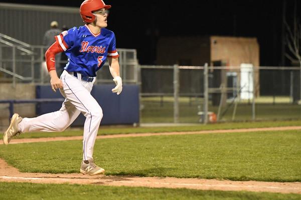 JV Baseball at Hastings