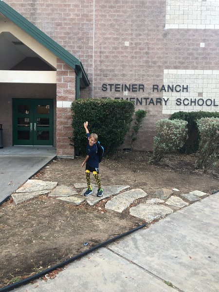 John | 4th grade | Steiner Ranch Elementary