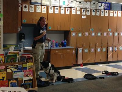 2014 Nancy Neal Elementary School Career Day