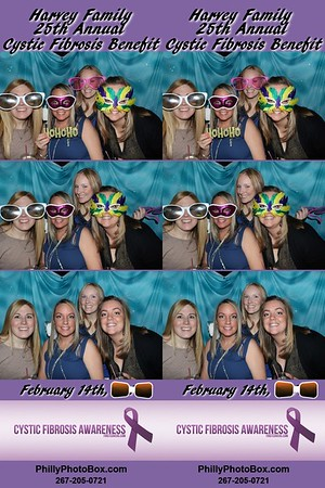 Harvey Family 25th Annual Cystic Fibrosis Benefit 2015