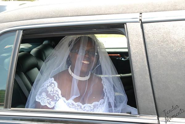 Susan & Willie Wedding