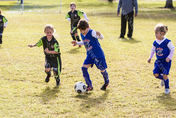 K1 soccer game 1-17-14 9:45am