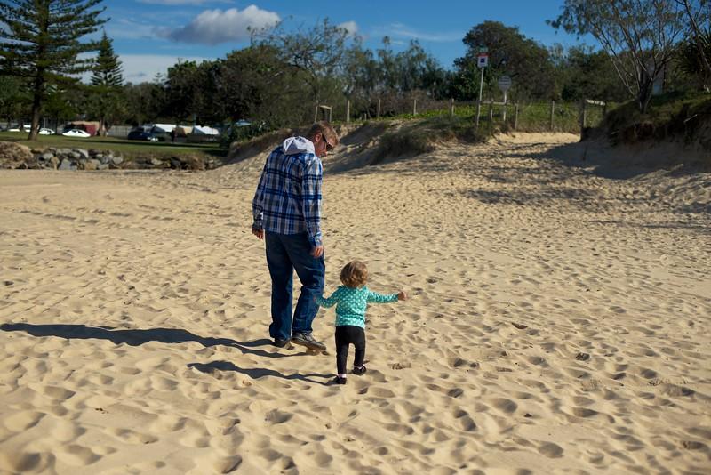 Dad & Paige