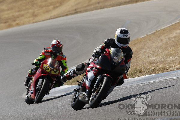 Honda red and black