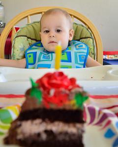 Gwenyth First Birthday