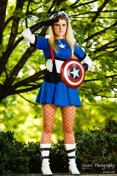 Captain America (Katetriss)