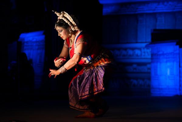 Khajuraho Dance Festival, 20 Feb 2017