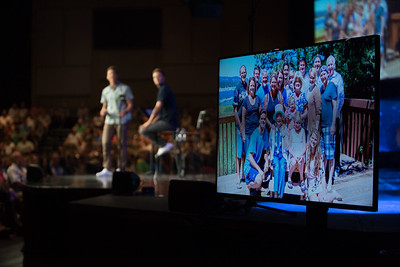 Sunday Services with Tyler and Colton - July 31, 2016