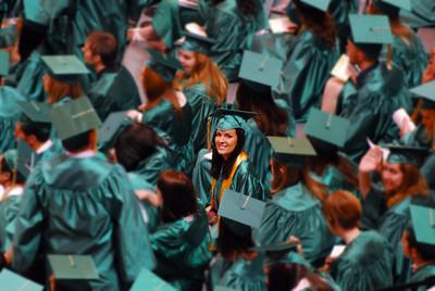 Katy Graduation