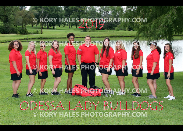 2019 OHS Girls Golf