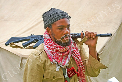 Third World Insurgents Historical Re-enactor Pictures