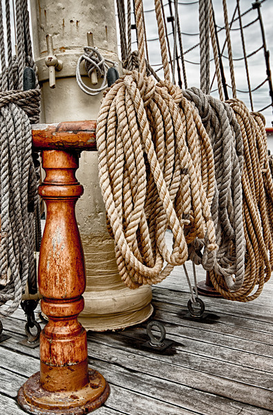 Ropes on Board