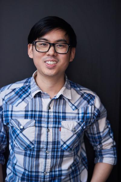 Chris Yu - Hope Church Headshot