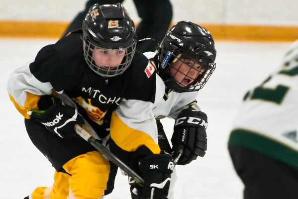 OMHA Wasaga Beach Series Game 1