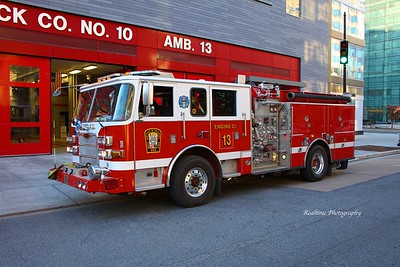 Apparatus Shoot - Washington DC Engine 13 01/29/2020