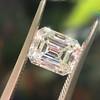 1.83ct Vintage Emerald Cut Diamond GIA F VVS2 24