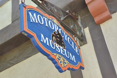 Vintage Motorcycle Museum- Solvang
