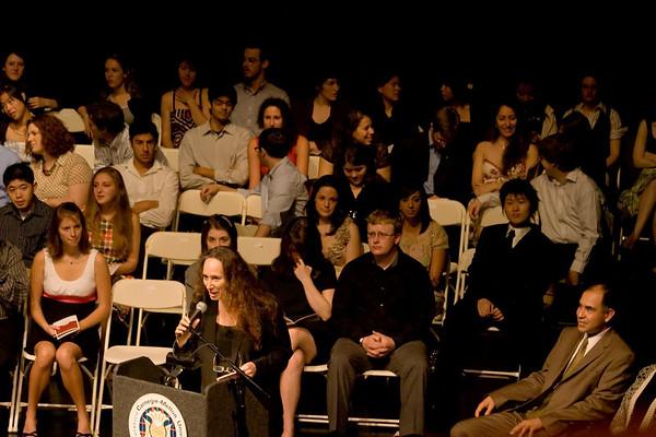 CMU Graduation 2009 - Ceremonies