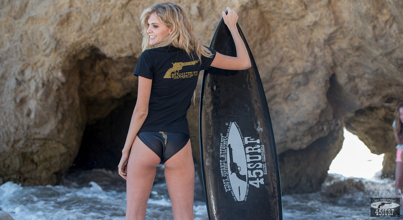 Nikon D800E Photos of Pretty Blonde Swimsuit Bikini Model Goddess: Malibu Sea Cave on El Matador Beach!