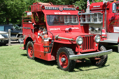 General Electric Plant Fire Brigade