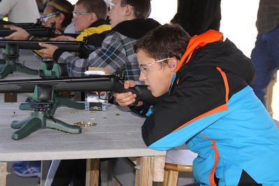 Youth .22 Shooting Event 10-20-2013